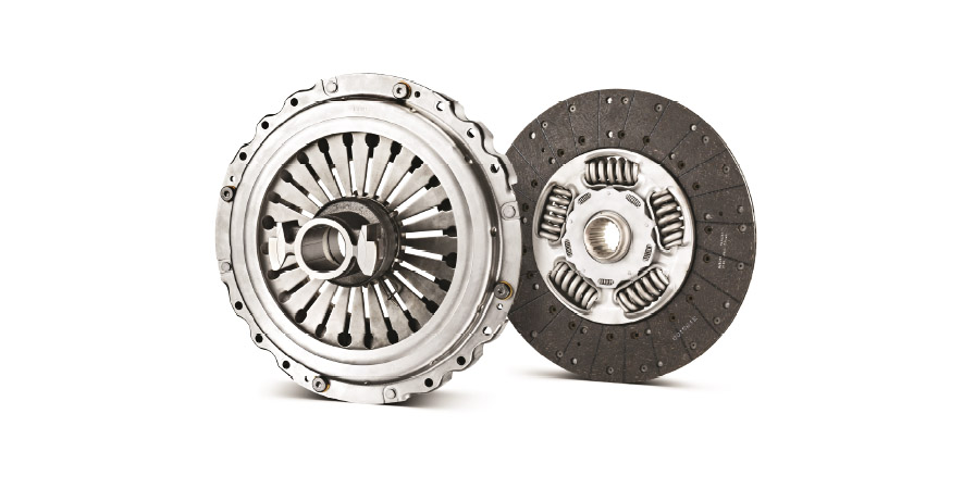 Clutch kits for Volvo and Scania truck and bus