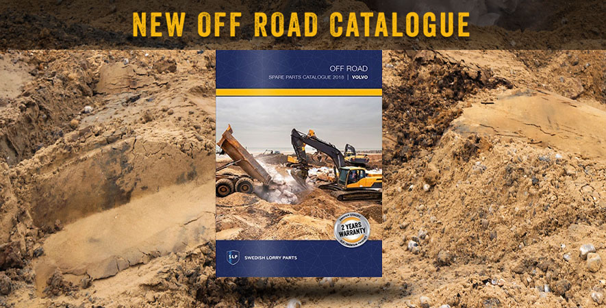 New off road catalogue available!